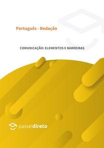 Comunicação: elementos e barreiras