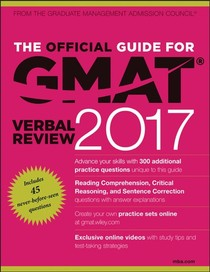 The Official Guide for GMAT Verbal Review 2017 (1) - Lógica