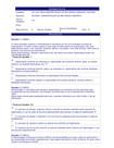 Administração de Recursos Humanos I - (2) - AV1 - 2012.3