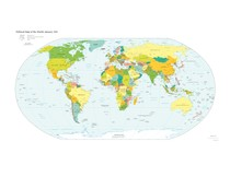 Mapa Mundi Topografia I