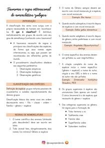 Taxonomia e regra internacional de nomenclatura zoológica