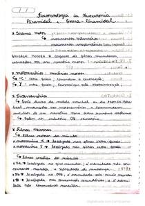 Fisiopatologia da hipertonia piramidal e extrapiramidal