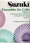Suzuki Cello School Vol. 3