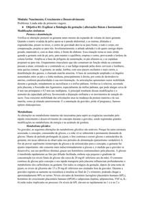 Tutorial: Fisiologia da Gestação