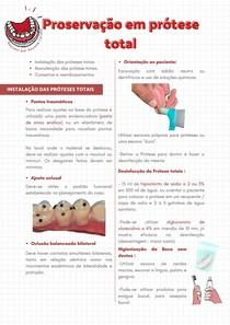 Proservação em prótese total