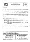 NBR 05743   1989   Cimento Portland   Determinação de Perda ao Fogo