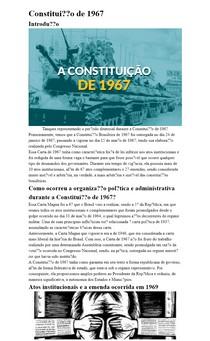 Constituição de 1967