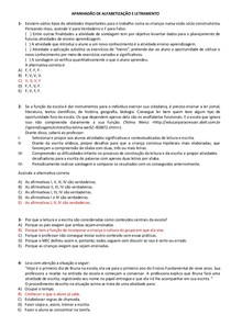 Apanhadão alfabetização e letramento