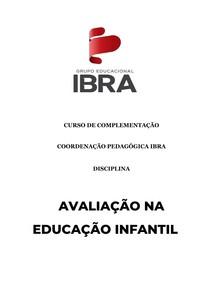AVALIAÇÃO-NA-EDUCAÇÃO-INFANTIL-APOSTILA-1