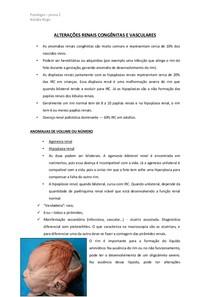 agenesia renal unilateral y bilateral