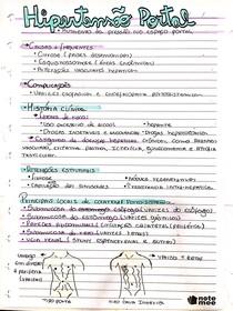 Hipertensão portal pt1