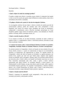 QUESTIONARIO SOCIOLOGIA 1