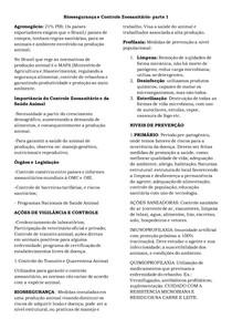 Biossegurança e Controle Zoosanitári1
