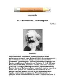 18 de Brumário - Karl Marx