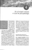 Os Principais Campos e Tipos de Psicopatologia   DALGALARRONDO