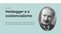 Heidegger e o existencialismo