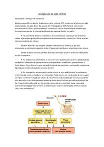 Analgésicos de ação central