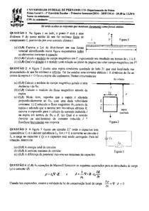 FISICA 3 (3EE - 2014.1 + GAB)