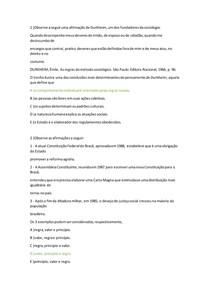 PROVA REGULAR ETICA E RESPONSABILIDADE
