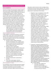 DOENÇAS INFECCIOSAS DO PERÍODO NEONATAL