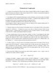 Química Analítica -Lista-6 Titulometria de complexação