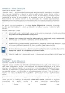 APOL GETÃO EDUCACIONAL
