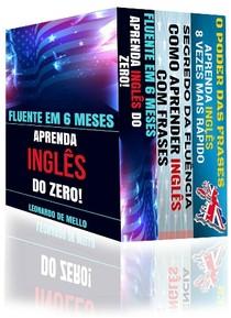 Ingles Fluente (3 em 1)  Fluent   Leonardo de Mello 507610247