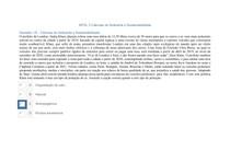 APOL 3 Ciências do Ambiente e Sustentabilidade
