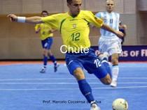 FUTSAL - Fundamentos Técnicos Chute - Educação Física 0452fec355e72