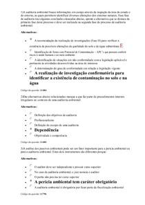 AV 1 Auditoria Ambiental