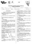 Revisão de Quimica - exércicios avançados e conceituais