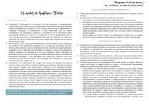4ª a 8ª SEMANAS GESTACIONAIS + AGENTES TERATOGÊNICOS + MUTAÇÕES GÊNICAS E CROMOSSÔMICAS + ANORMALIDADES FETAIS + PRÉ-NATAL