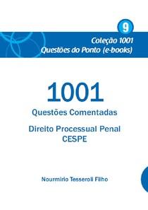1001 Questoes Comentadas ProcPenal Cespe