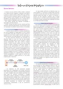 Resumo de Sistema Nervoso Periférico