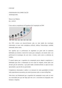 ENGENHARIA DA COMPUTAÇÃO UNIVESP ARARAQUARA 1BIM (2)