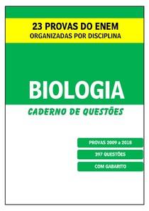 QUESTÕES DO ENEM- BIOLOGIA