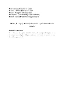 Capítulo 31 -Problemas e aplicações 1 a 4