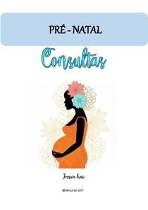 Consultas de Pré - Natal (Calendário de consulta /Roteiro)