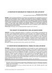 A concepção de sublimação no trabalho de jean laplanche