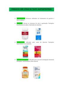 Fármacos que atuam no trato gastrointestinal