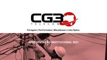Apresentação Institucional CG3 Telecom_2021_