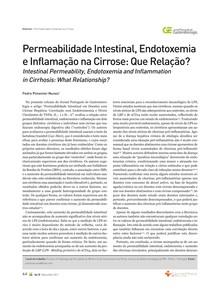 Permeabilidade, LPS, Cirrose