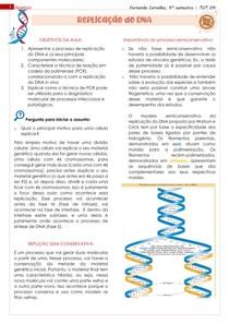 Replicação do DNA
