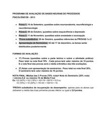 ProgramaAvaliaçãoBN2013