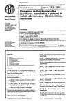NBR 11201   1989   Elementos de Fixação Roscados