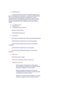 Doenças do neuronio motor