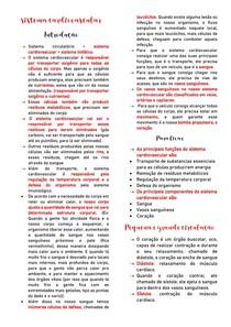 sistema cardiovascular parte 1