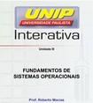 Fudamentos de sistema operacionais unid 3