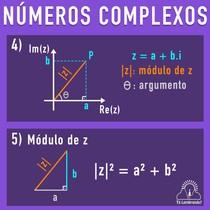 Pacotinho de Números Complexos Intermediário (2)