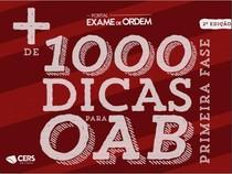 1000 dicas para OAB (1) - todas as materias
